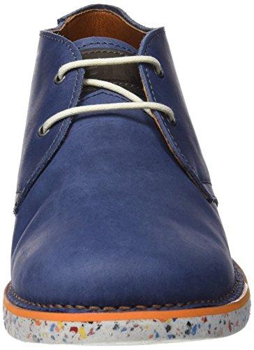 ART 1086 Olio I Move, Botines para Hombre Azul (Blue)