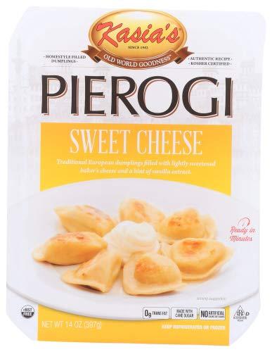 KASIAS Pierogi, Cheese, 14 Ounce