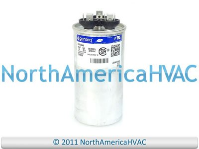 OEM Upgraded Replacement for Carrier Bryant Payne Round Capacitor 40/5 370 Volt HC98JA041 by Carrier Bryant Payne