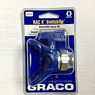 Graco RAX417, LTX417 246215 Sprayer Spray Tip Guard Combination