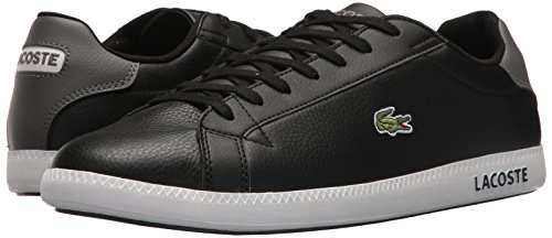 Pictures of Lacoste Men's Graduate LCR3 Sneakers 735SPM0013 White/Dk Green 4