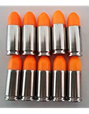 ST Action Pro 9mm Orange Safety Trainer Dummy Round 10 Rounds