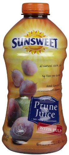 Sunsweet Prune Juice with Pulp - 48 oz