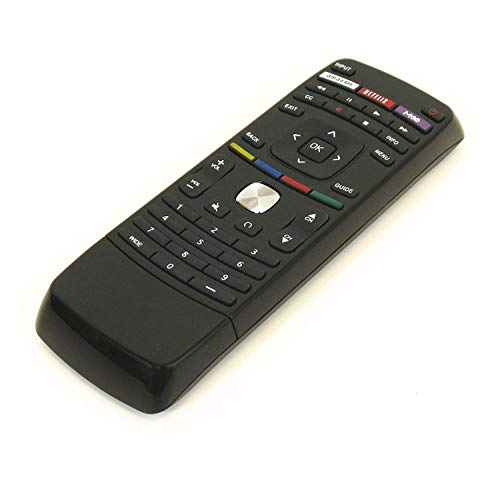 Nettech Vizio Universal Remote Control for All VIZIO BRAND TV, Smart TV - 1 Year Warranty (Best Settings For Vizio M Series Tv)
