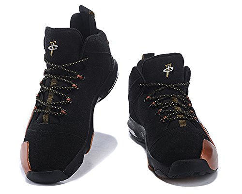 (Men's Zoom Penny VI Basketball Shoes Air Penny 6 Copper)