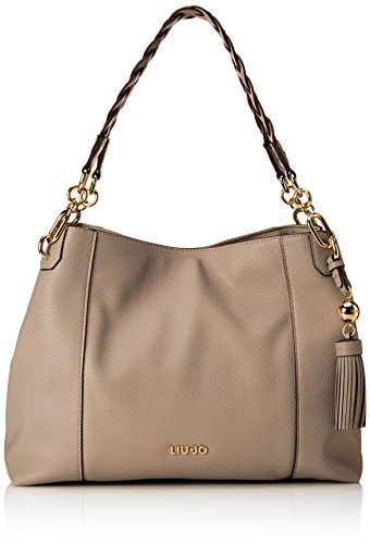 LIU JO ARIZONA SHOPPING BAG A18049E0086 Marrone