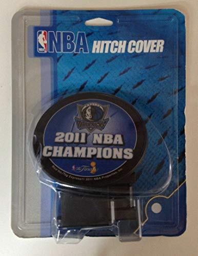 2011 rico industries tag express DALLAS MAVERICKS CHAMPIONS NBA HITCH COVER
