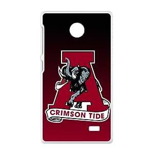 Alabama Crimson Tide Design Hard Case Cover Protector For NOKIA X
