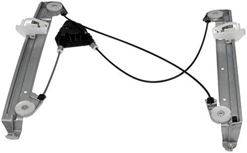 - Dorman 749-540 Front Driver Side Power Window Regulator for Select Dodge Models