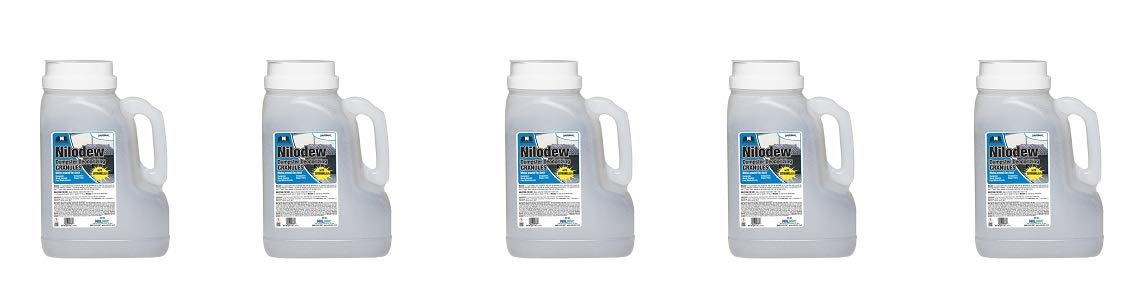 Nilodor 8 ND Nilodew Deodorizing Granules, 8 lb. (Pack of 2) (5-(Pack))