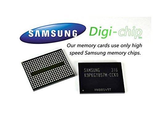 Galaxy J7/et Galaxy J Max Galaxy J5 Galaxy J2 Galaxy J3 Digi Chip Carte m/émoire Micro SD 32/Go Classe 10/pour t/él/éphones portables Samsung Galaxy J1