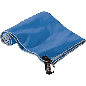 PackTowl Personal Microfiber Towel, Blueberry, Face- 10 x 14-Inch