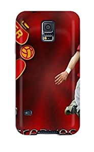 Hot Tpu Cover Case For Galaxy/ S5 Case Cover Skin - Owen Hargreaves