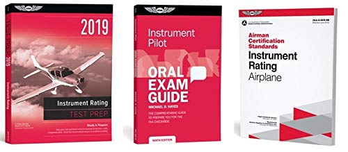 ASA 2019 Instrument Rating Test Prep Package