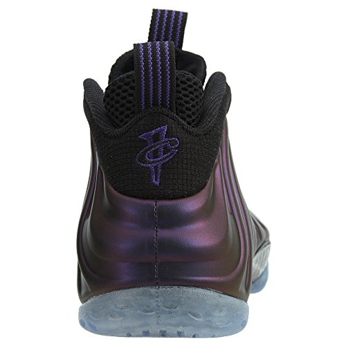 Nike Air Foamposite One Melanzana Viola Uomo Nero Scarpe 314996-008 Us Taglia 11.5