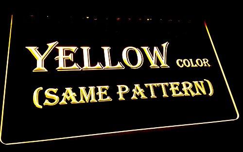 NL256 Malibu Rum Bar Pub Neon Light Signs (yellow)