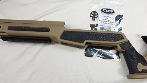 CDS Tactical Products ProMag Archangel Ruger Mini 14 Mini 30 Precision Rifle Grip Wrap (14 Ati Ruger Mini)