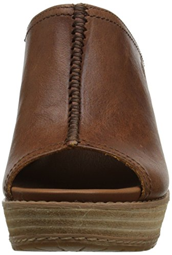 Chaussures Brown Timberland Ek Mule Medium Danforth Marron ZIq67rZw