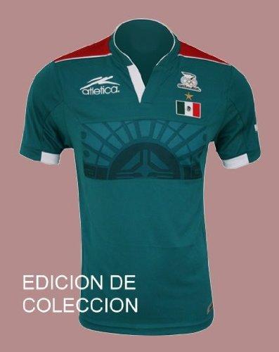 c158d88e47a1a México Atletica Juegos Olímpicos 2012 Camiseta oficial edición de  coleccionista