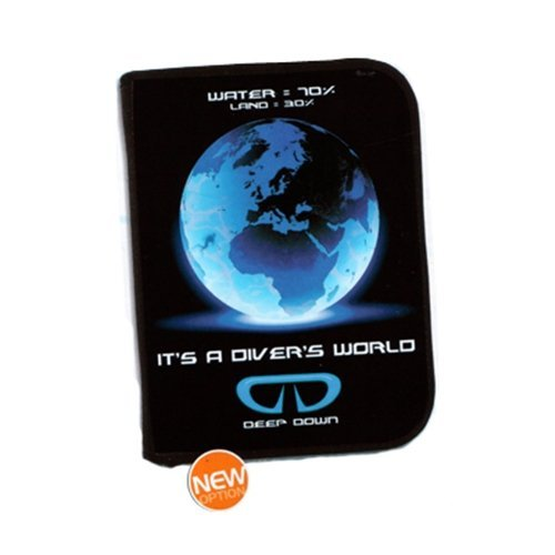 Innovative Divers World 3-Ring Log Book & Inserts (World Log Holder)