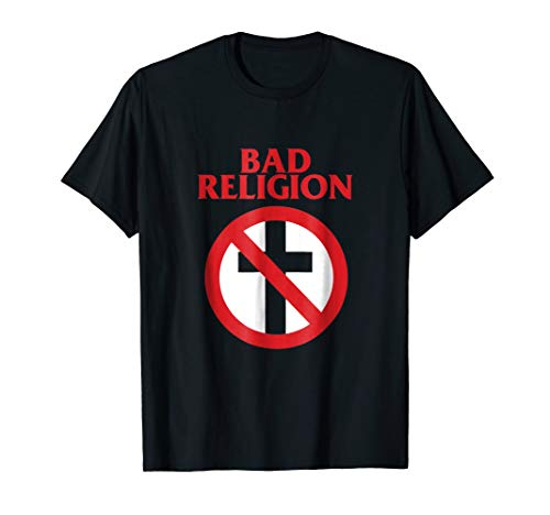 Bad-Religion-Crossbuster-Punk-Logo-T-Shirt-Official-Merch