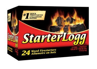 (Jarden Home Brands-firelog 41525-01001 Starterlogg Firestarter 24 Pack 2pack)