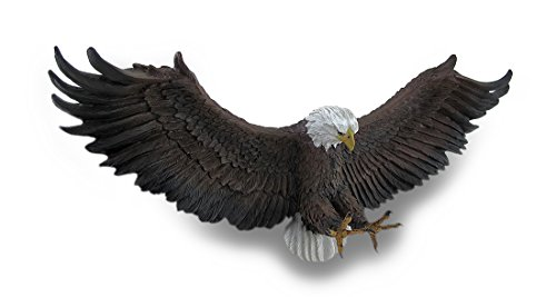 Freedom Sculpture - Freedoms Flight American Eagle Wall Mounted Sculpture Wall Hanging