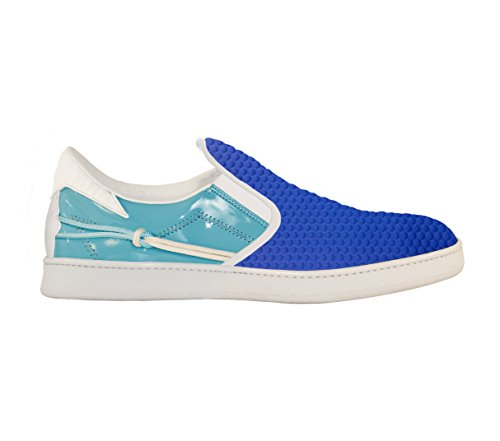 L4K3 Shoes Lake Unisex Slip on Scuba Blue/Azure
