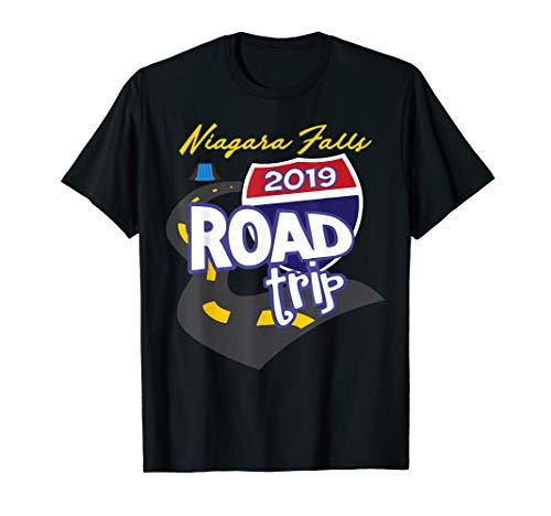 - 2019 Niagara Falls Road Trip T-Shirt