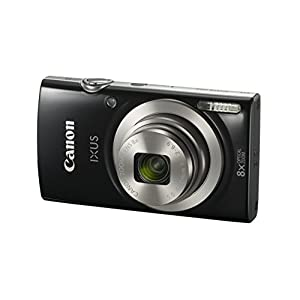 Canon Ixus 185 Digital Camera – Black
