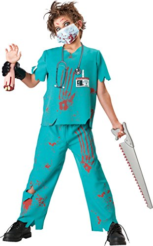 Dr. N Sane Costume