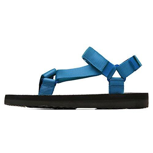 fondo da da morbido di tendenza scarpe scarpe WFL scarpe Sandali da casual uomo uomo Blu paio pantofole uomo spiaggia da estive OnAwASq5