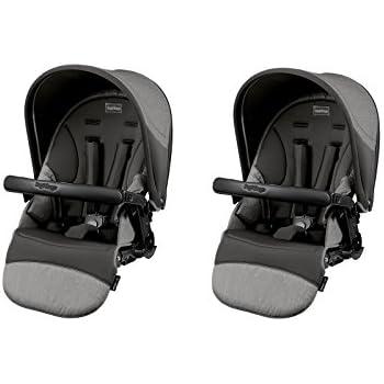 Amazon Com Peg Perego Aria Twin Stroller Java