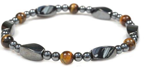 Fashion Magnetic Hematite Bracelet gemstone