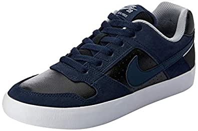 Nike Men's SB Delta Force Vulc Shoes, Blue, 7 US
