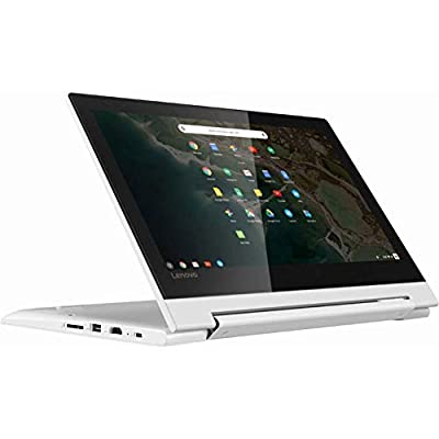 "2019 Newest Lenovo 2-in-1 11.6"" HD IPS TouchScreen LED-Backlight Chromebook 