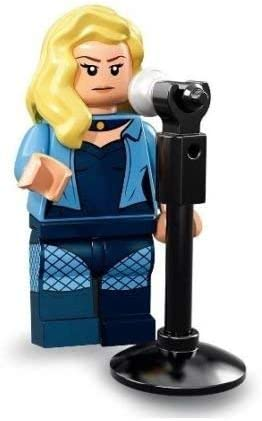 Amazon Com Lego The Batman Movie Series 2 Collectible Minifigure Black Canary 71020 Toys Games