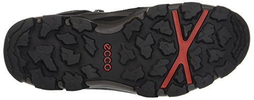 ECCO Terra Evo, Scarpe Sportive Outdoor Uomo Nero (Black/Black)