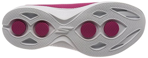 Skechers Damen Go Walk 4-Propel Sneaker Hot Pink