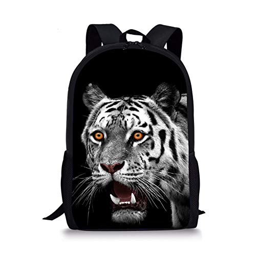 Chaqlin Noir Cartable 1 Fox Moyen 1 Tiger 0Rvqr0