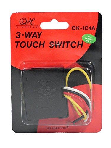 Touch Light Sensor