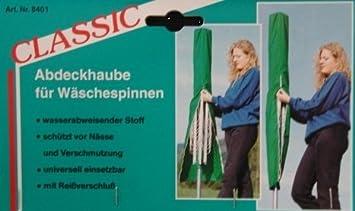 Classic Haushaltsgeräte GmbH Abdeckhaube/Schutzhülle für Wäschespinne oder Sonnenschirm