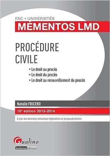 Lire un Procédure civile pdf, epub ebook