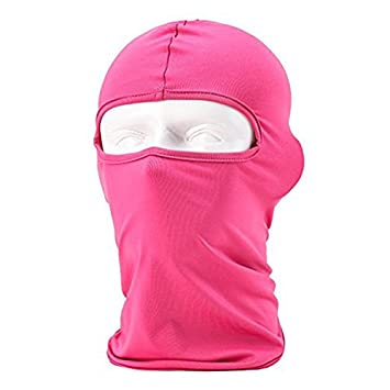 Outdoor Sport Cycling Motorcycle Ski Balaclava Hat Full Face Mask Neck Protective Headwear Hood Cap SmileyEU