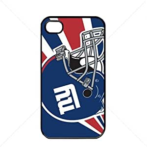 NFL American football New York Giant Fans Case For HTC One M7 Cover PC Soft (Black)
