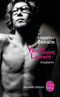 Yves Saint Laurent par Benaïm