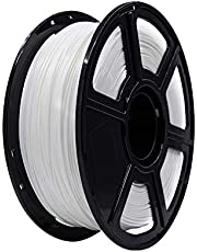 FLASHFORGE® PLA 3D Printing Filament 1.75mm 1KG/Roll for Creator Series (White)