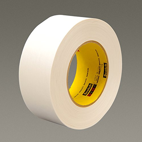(3M 17656-case Repulpable Super Strength Single Coated Tape R3177, 72 mm x 55 m, White (Pack of 12))