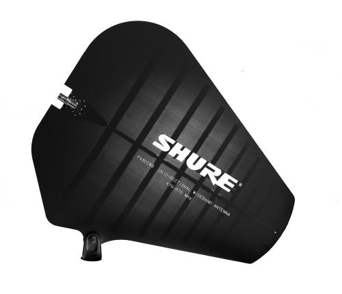 Shure PA805 Directional Antenna for PSM Wireless Systems by Shure