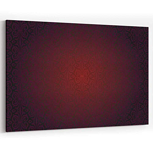 - Dark red Wallpaper repitable Gradient Vector Background Canvas Art Wall Dector,048986 36